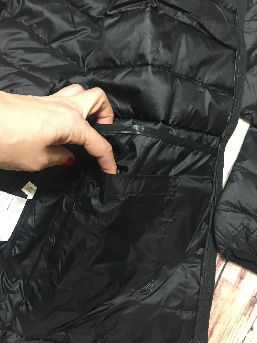 Мужской облегченный пуховик, размер L