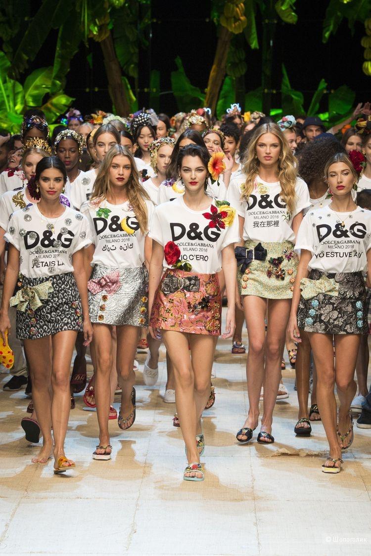 Футболка Dolce&Gabbana, размер S