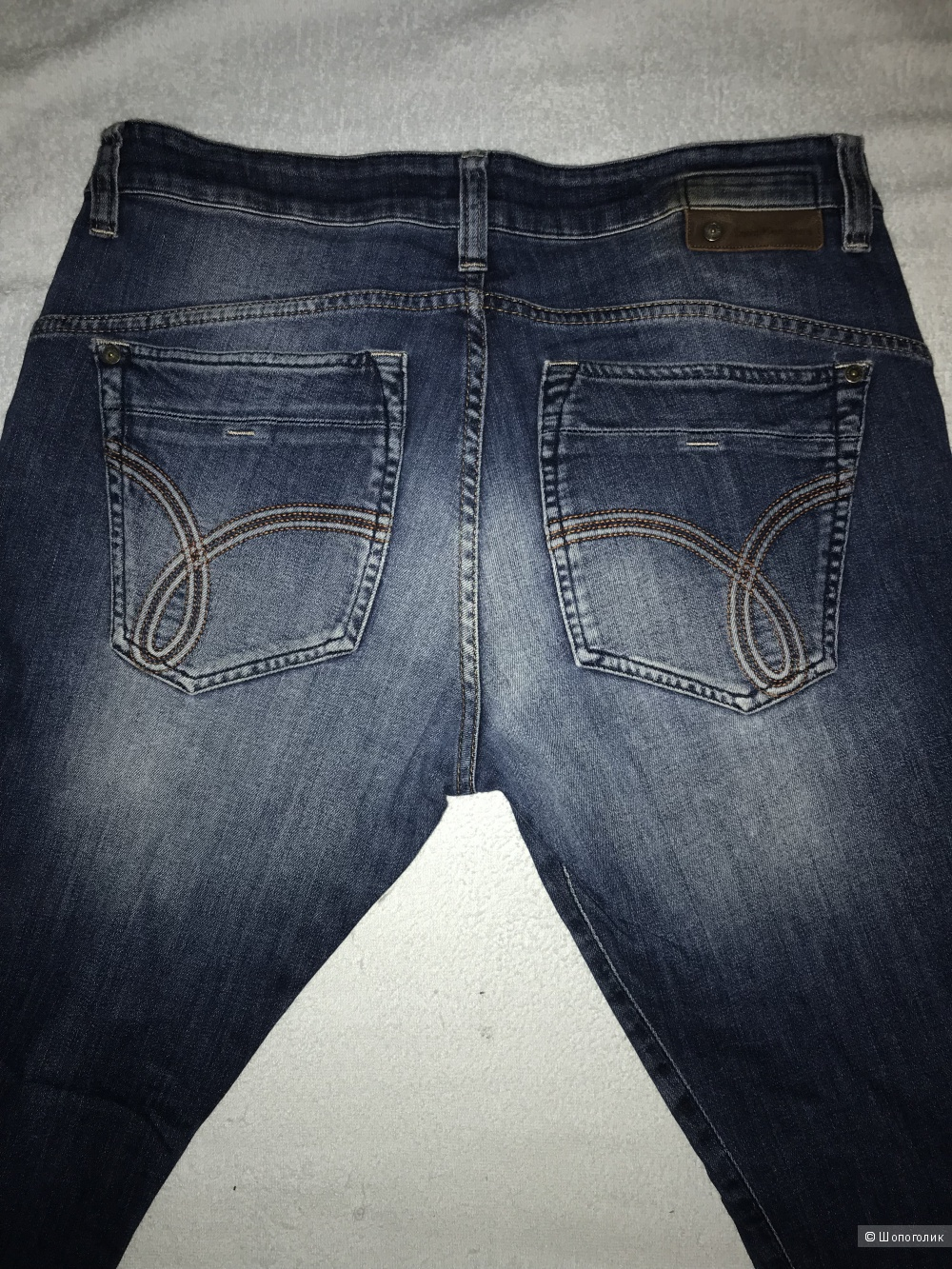 Мужские Джинсы Calvin Klein, размер 32 W 34L