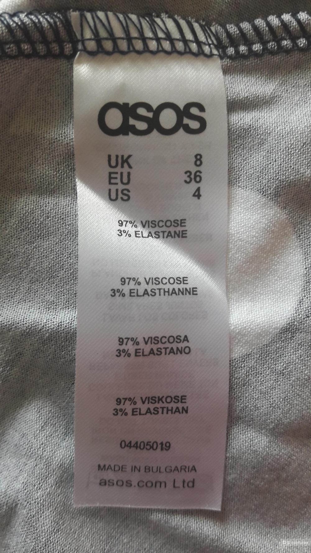 Летнее платье от Asos, размер 42-44