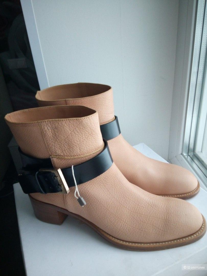 Ботинки CHLOÉ 39 размер.