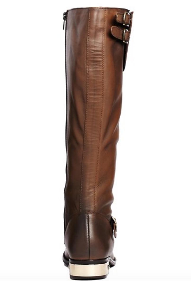 Кожаные сапоги Ravel Mistry, размер 5UK, на 24,5 см