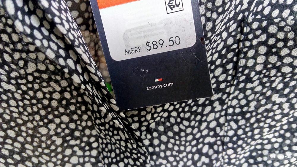 Блузка-рубашка Tommy Hilfiger, размер L
