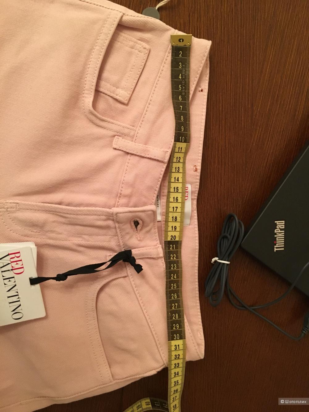 RedValentino джинсовые брюки 26 размер