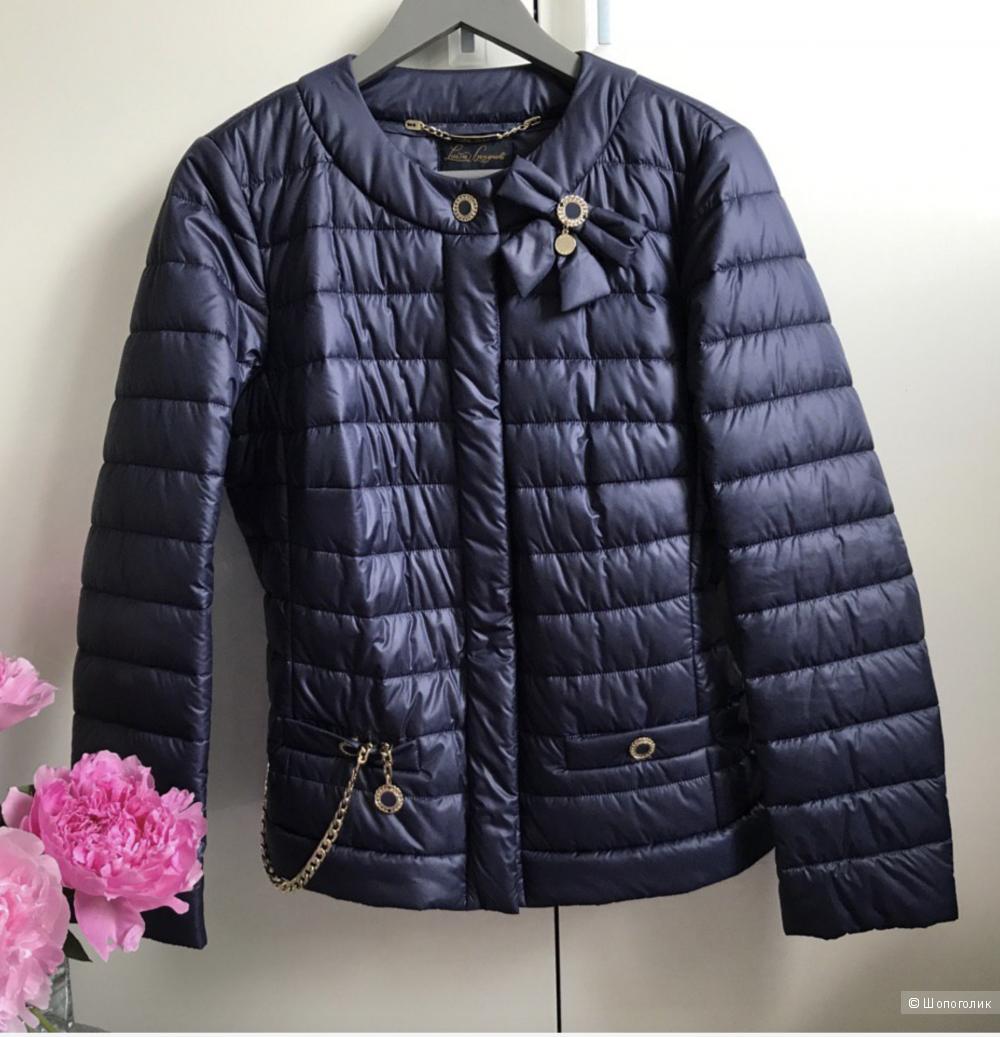 Демисезонная куртка от Luisa Spagnoli, размер М