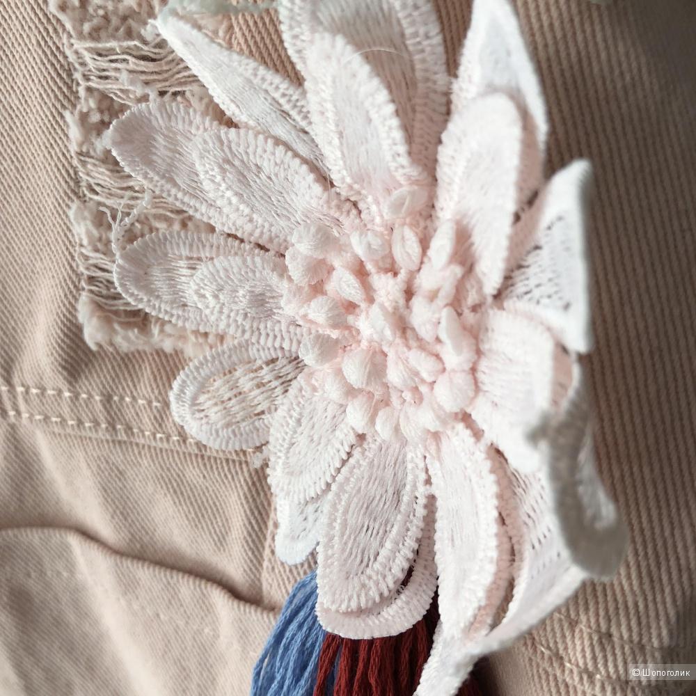 Куртка джинсовая Dior, oversize