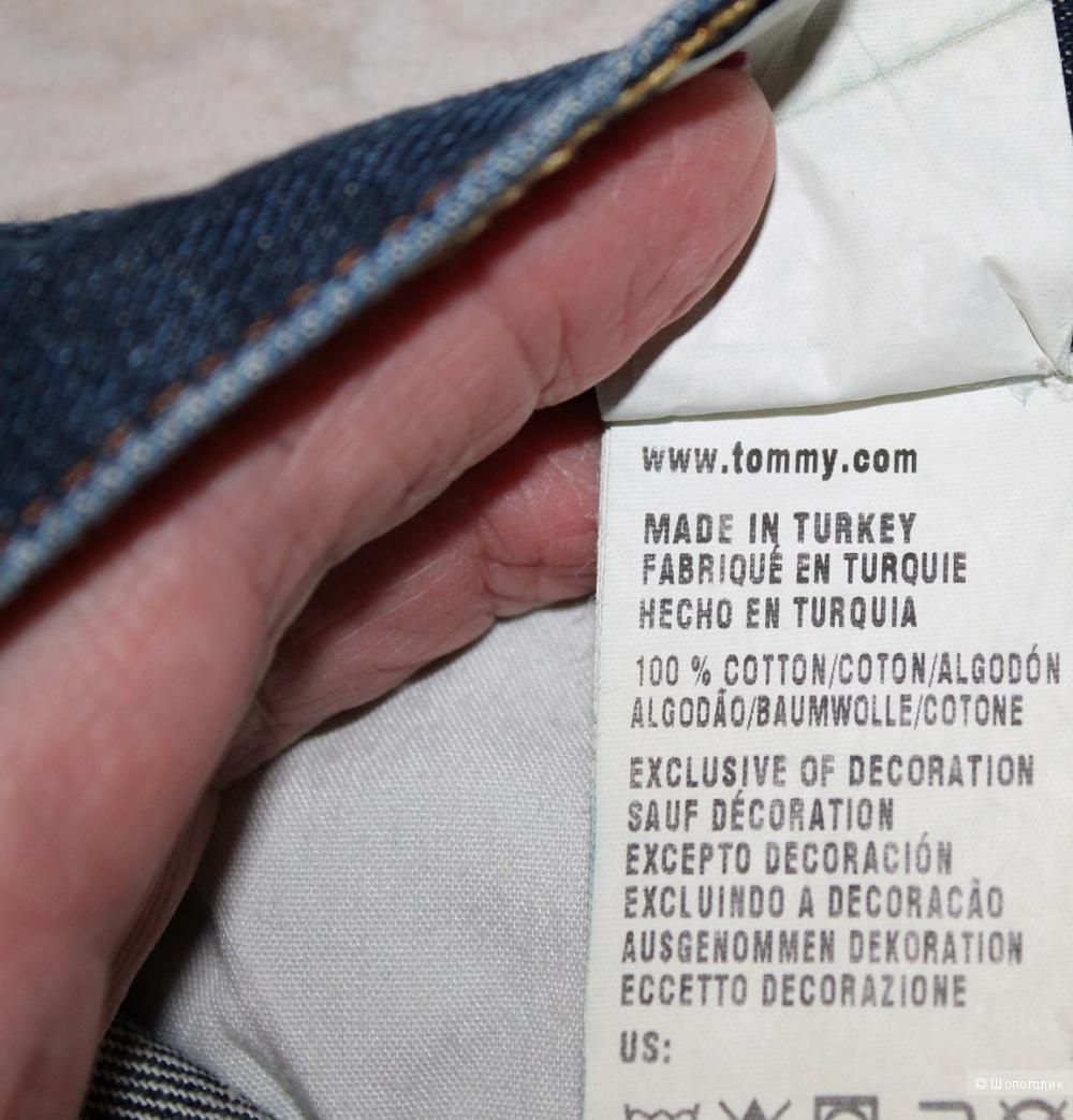 Джинсы бренда Tommy Hilfiger, размер 30/32