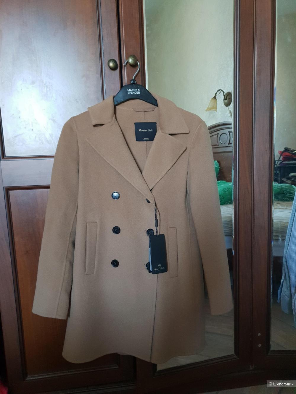 Пальто Massimo Dutti, размер 36
