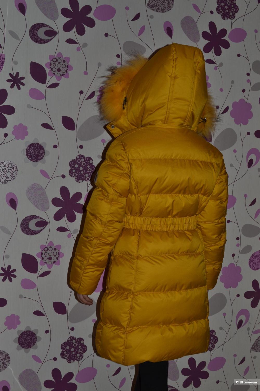 Пальто Borelli, зима, р.8