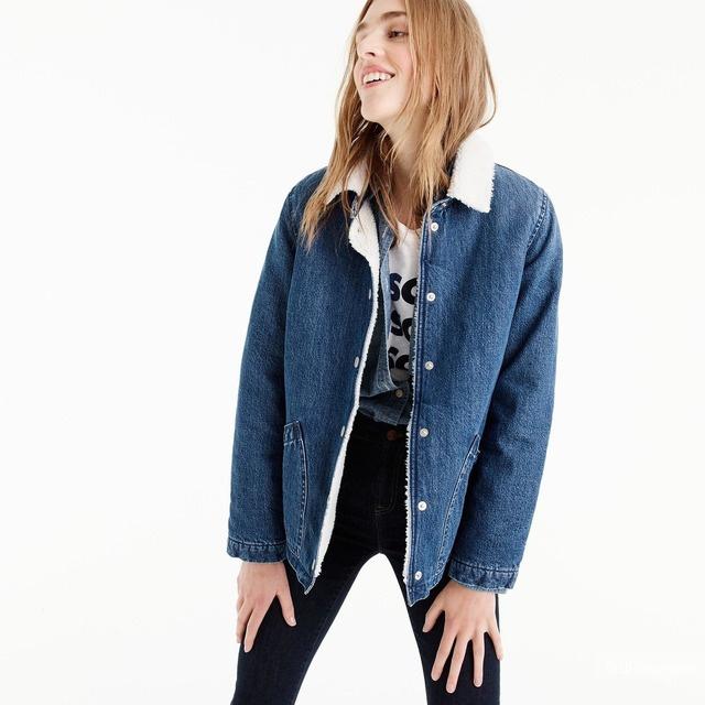 Куртка от jcrew 44 p