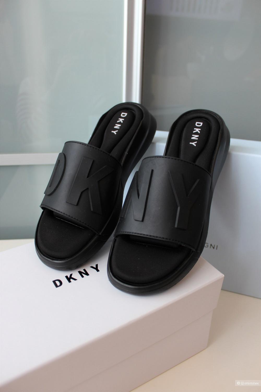 Шлепки DKNY размер 37