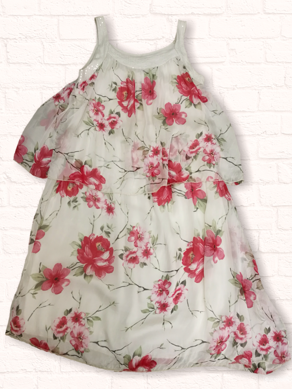 Платье. Сарафан. Made in Itali .44/46/48