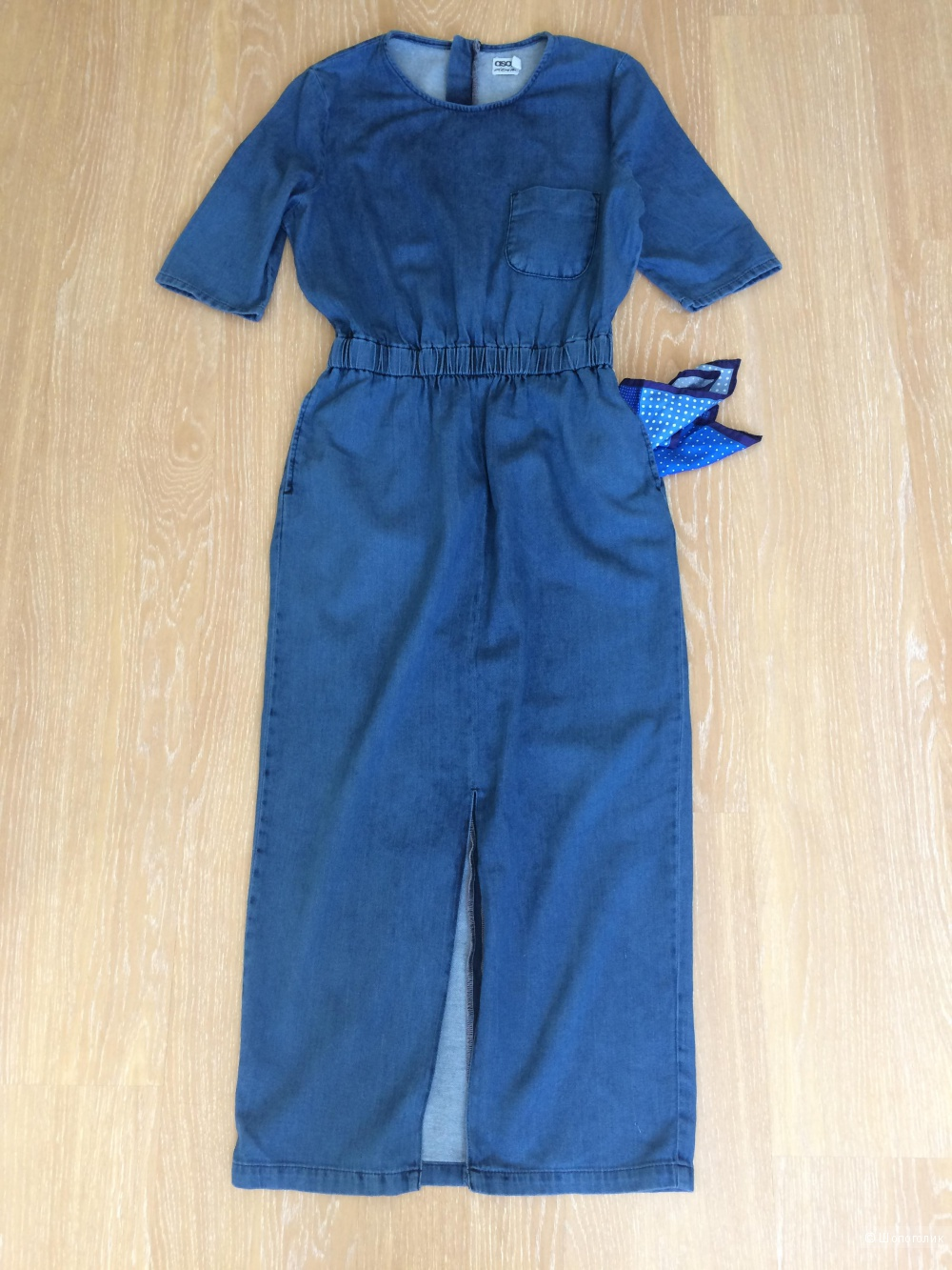 Джинсовое платье ASOS, р-р 44