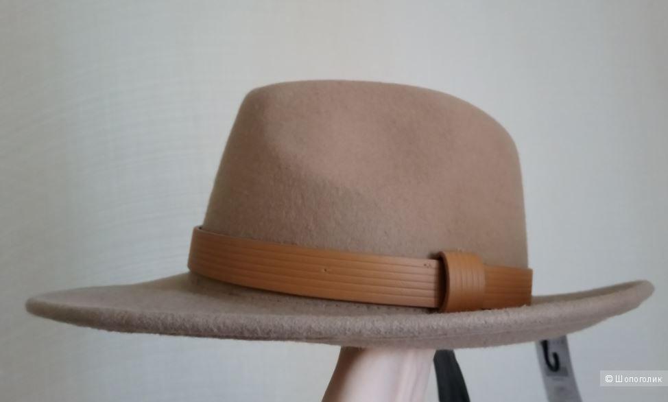 Шляпа фетровая ZARA, размер М