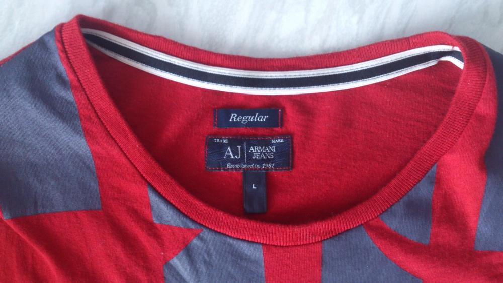 Футболка мужская Armani Jeans L