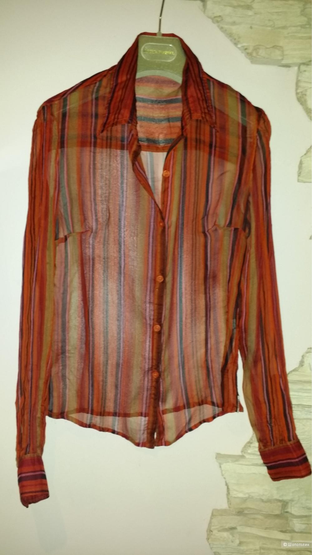 Шелковая блузка Guess , L
