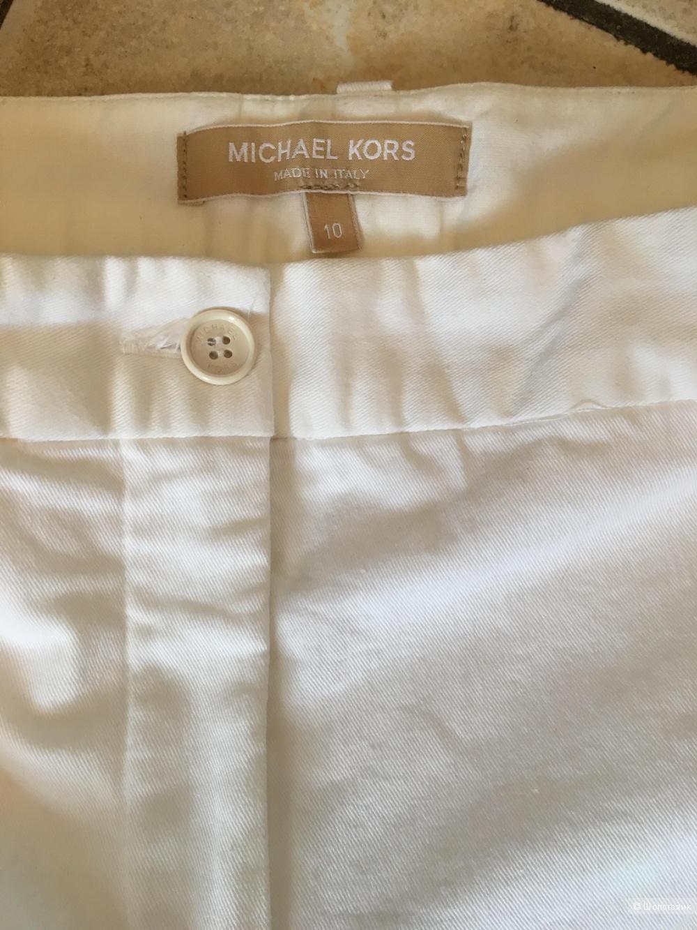 Белые брюки Michael Kors, размер US10