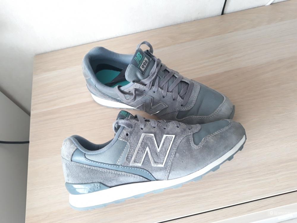 Кроссовки New Balance, 39 размер