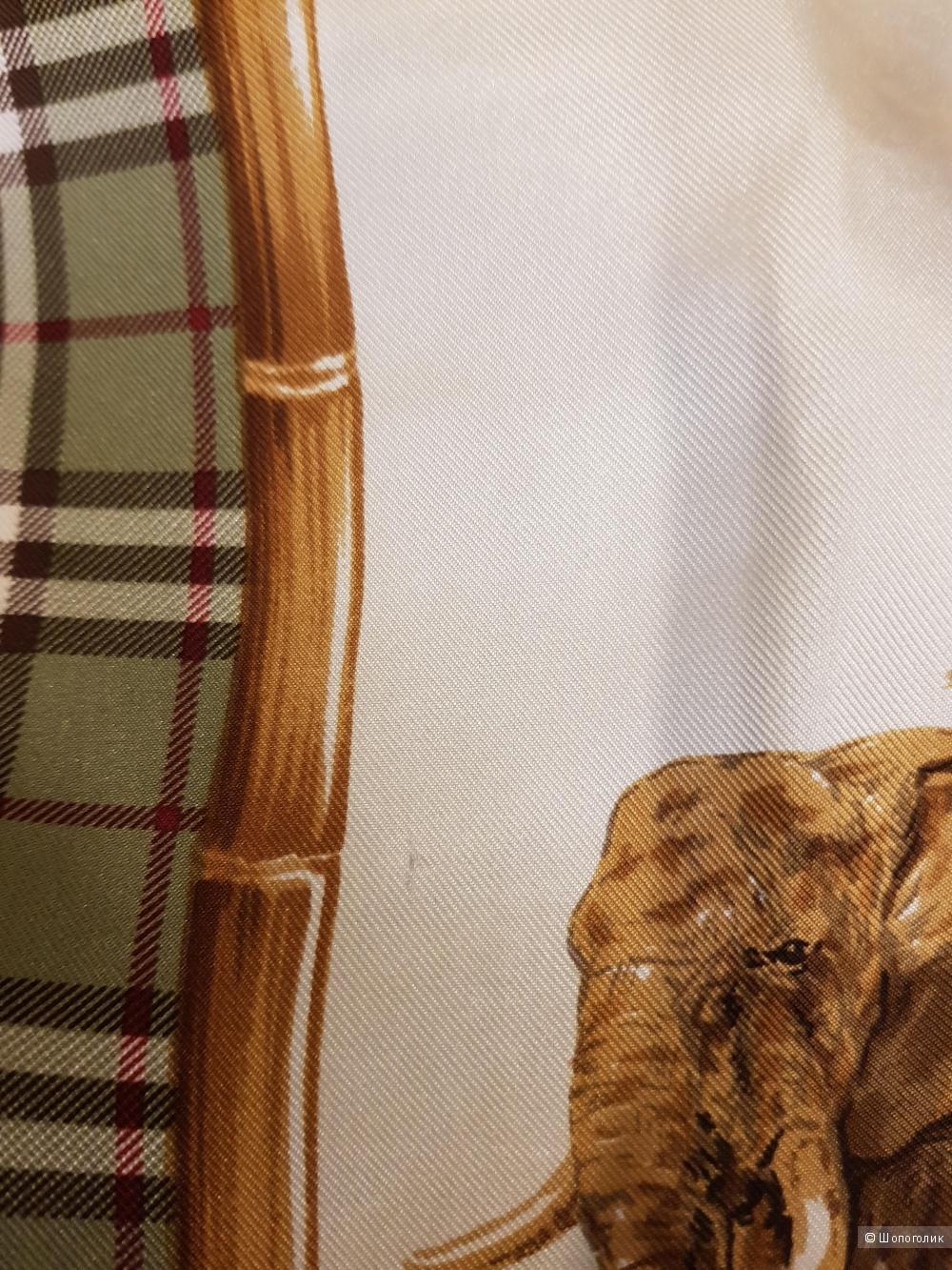 Платок Burberrys, 88 см х 87 см