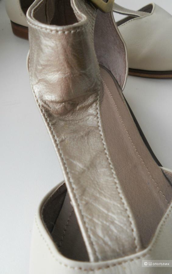 Туфли-балетки Lev Lyubinin, 37 размер