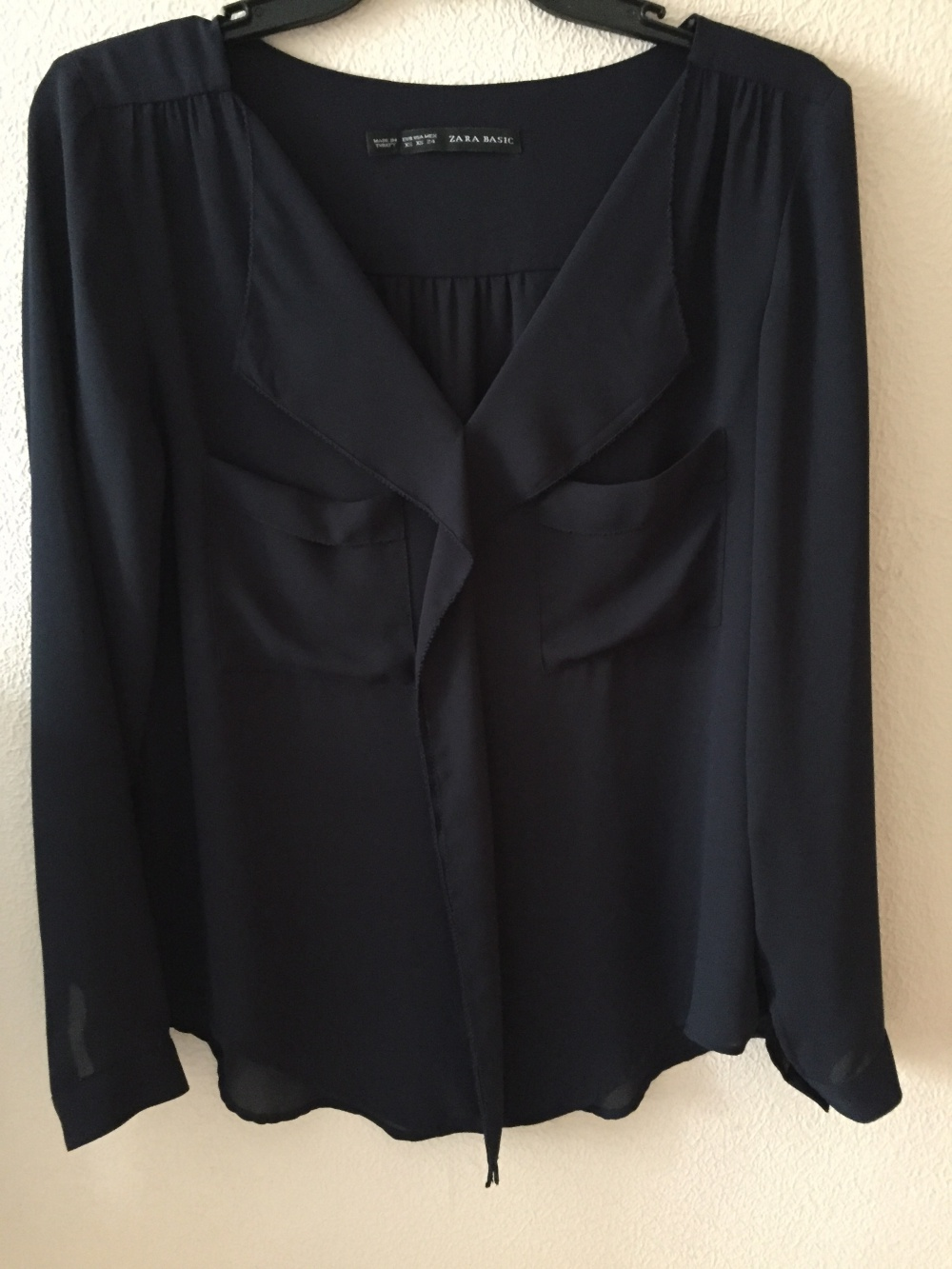 Zara блузка, размер XS