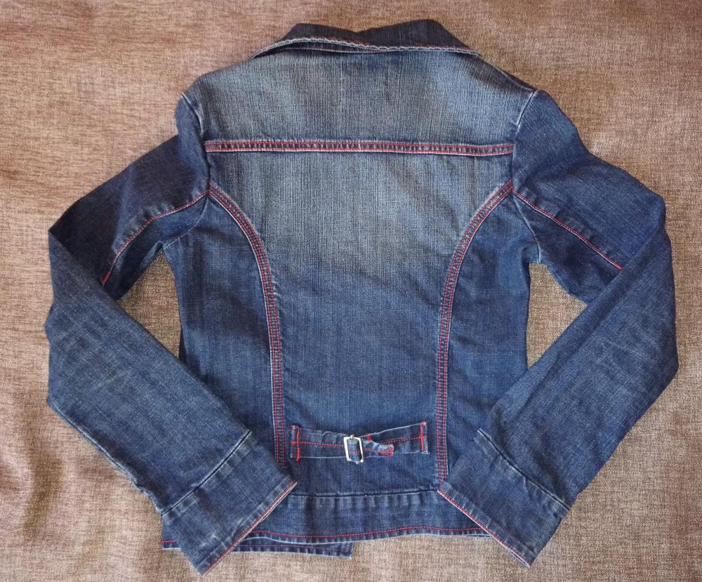 Джинсовка Jacket, S