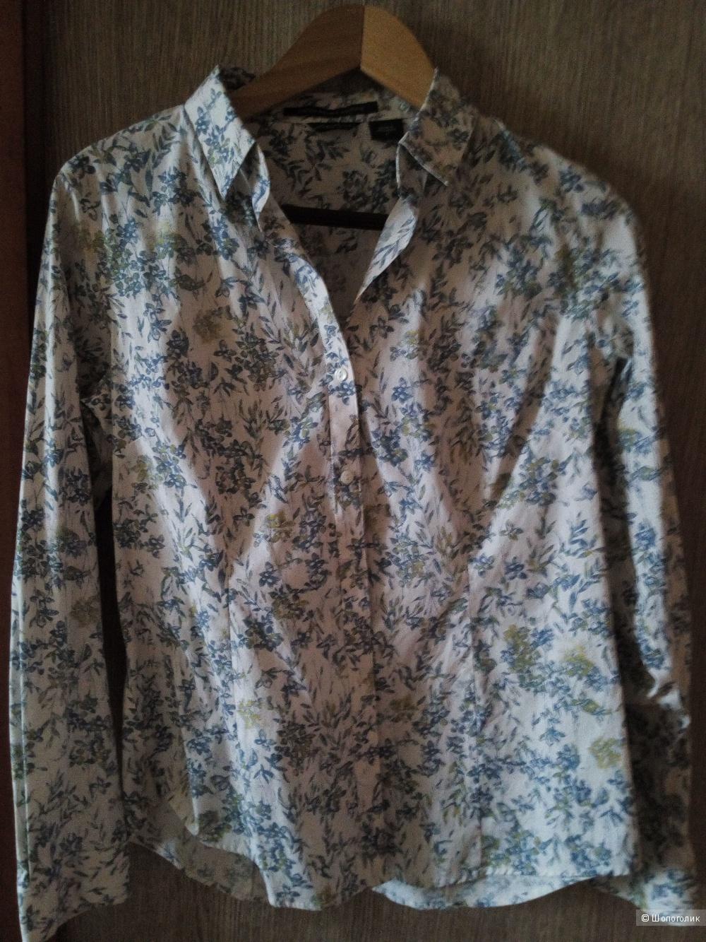 Рубашка женская, Eddie Bauer, M