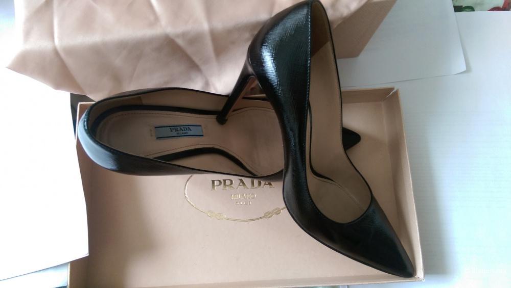 Prada туфли 37 размер