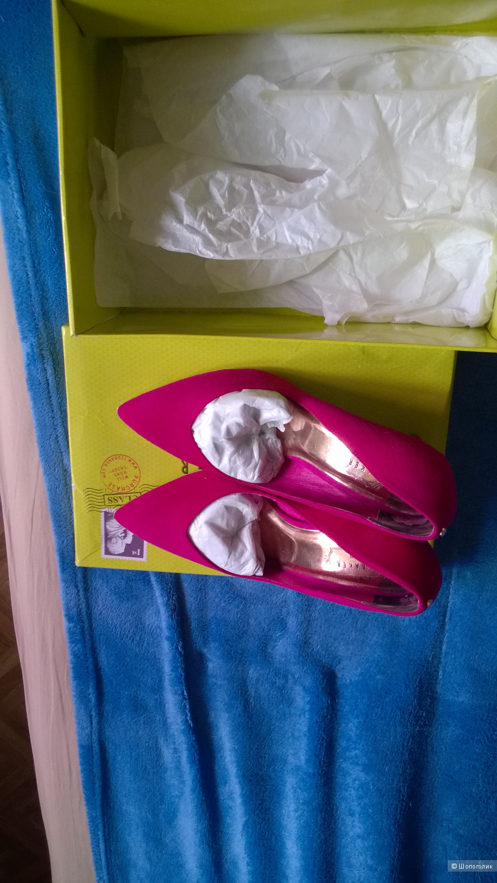 Туфли Ted Baker, 6UK, 38 размер