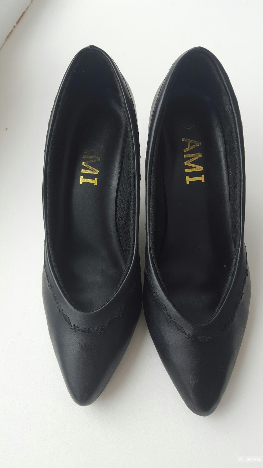 Туфли AMI, размер 37.