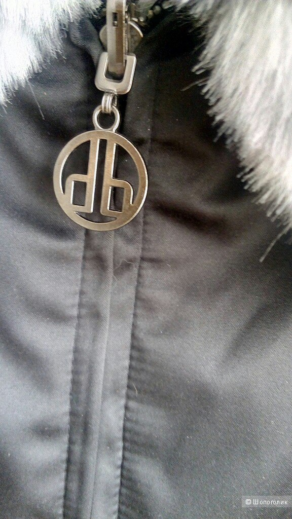 Двухсторонняя куртка Dennis Basso, размер 48-52