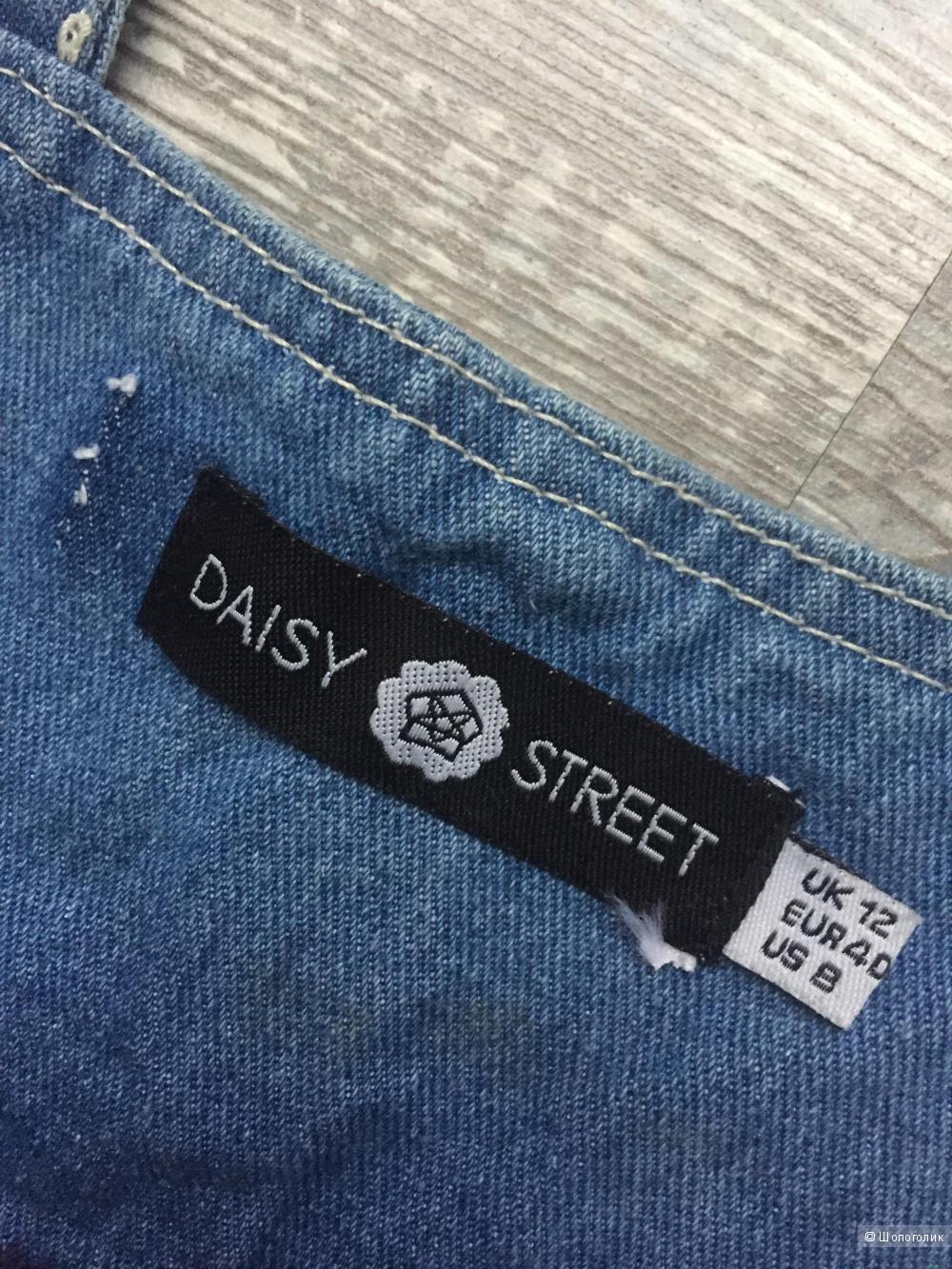 Джинсовый сарафан Daisy Street , размер EU 40 (uk 12).