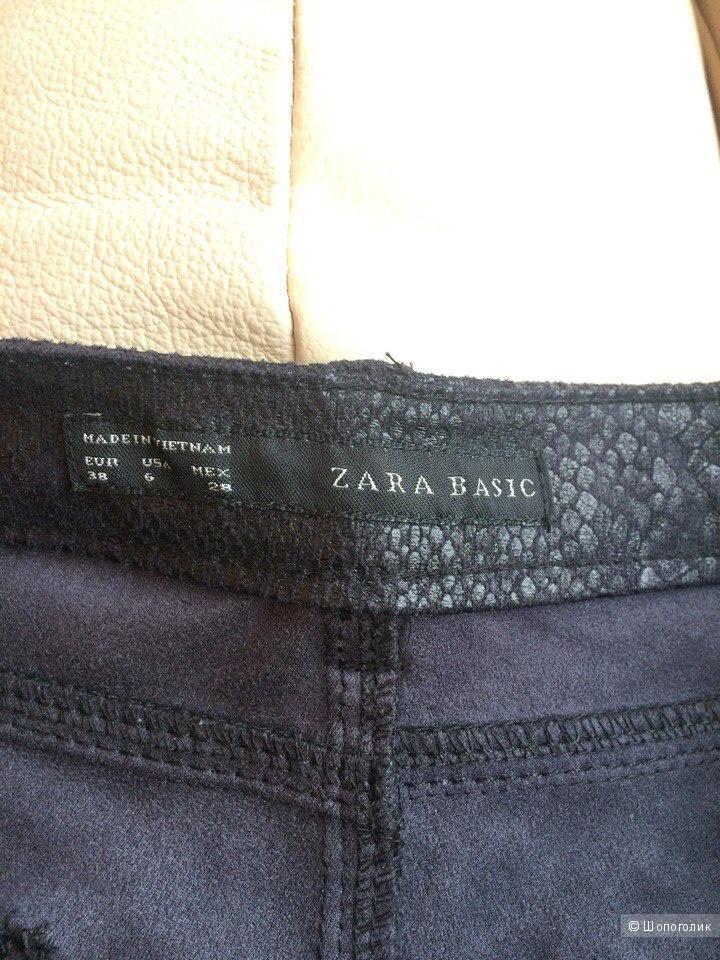 Джинсы Zara р. 44
