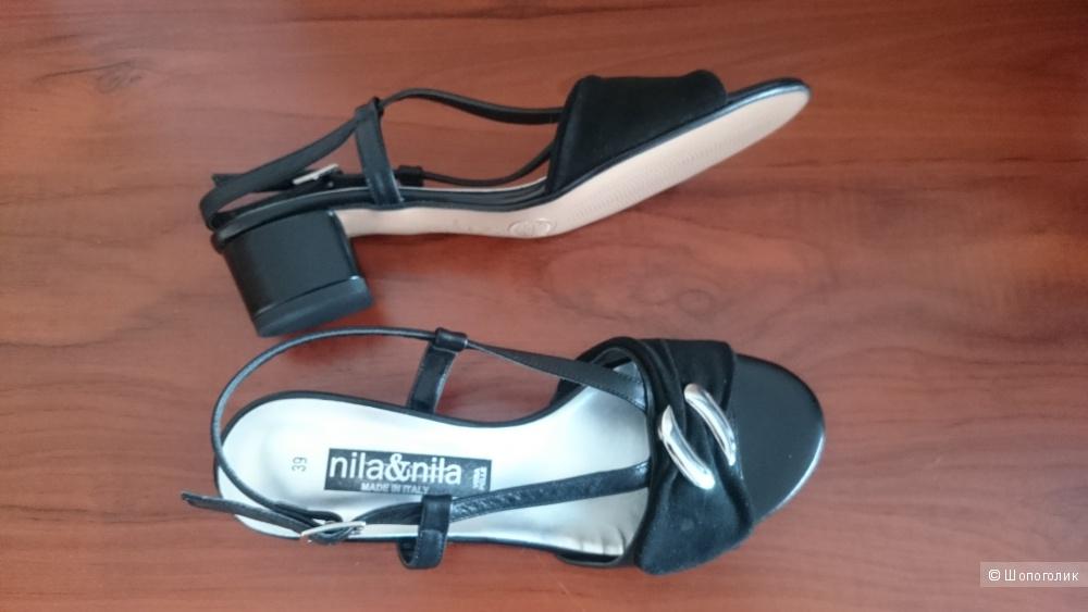 Босоножки Nila&Nila,  размер 39