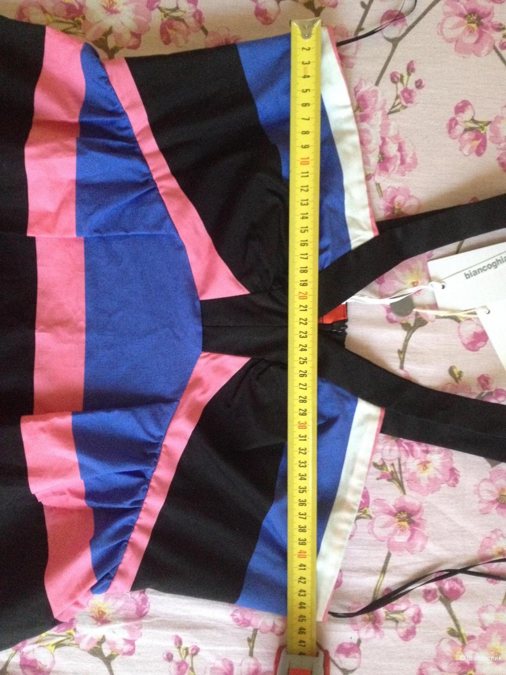 Платье Biancoghiaccio размер 46