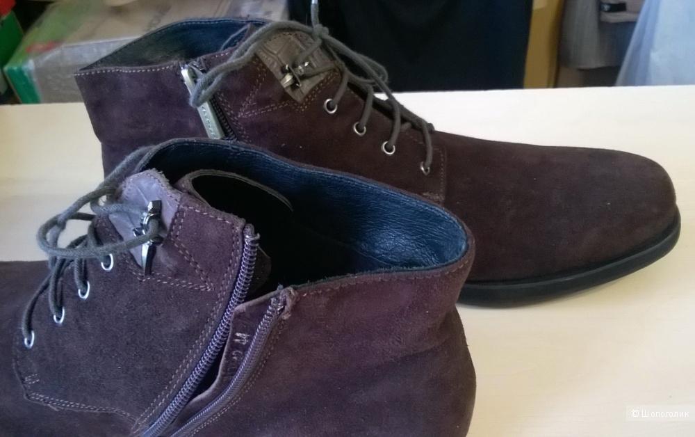 Ботинки демисезонные Kapricci 44 размер