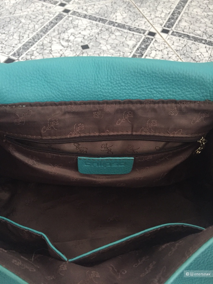 Calipso (Калипсо) женская кожаная сумка