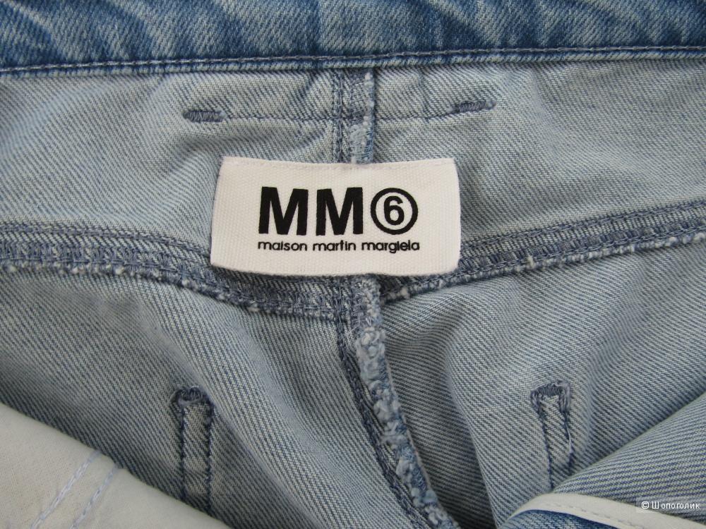 Шорты MM6 Maison Margela размер 44IT/46RU