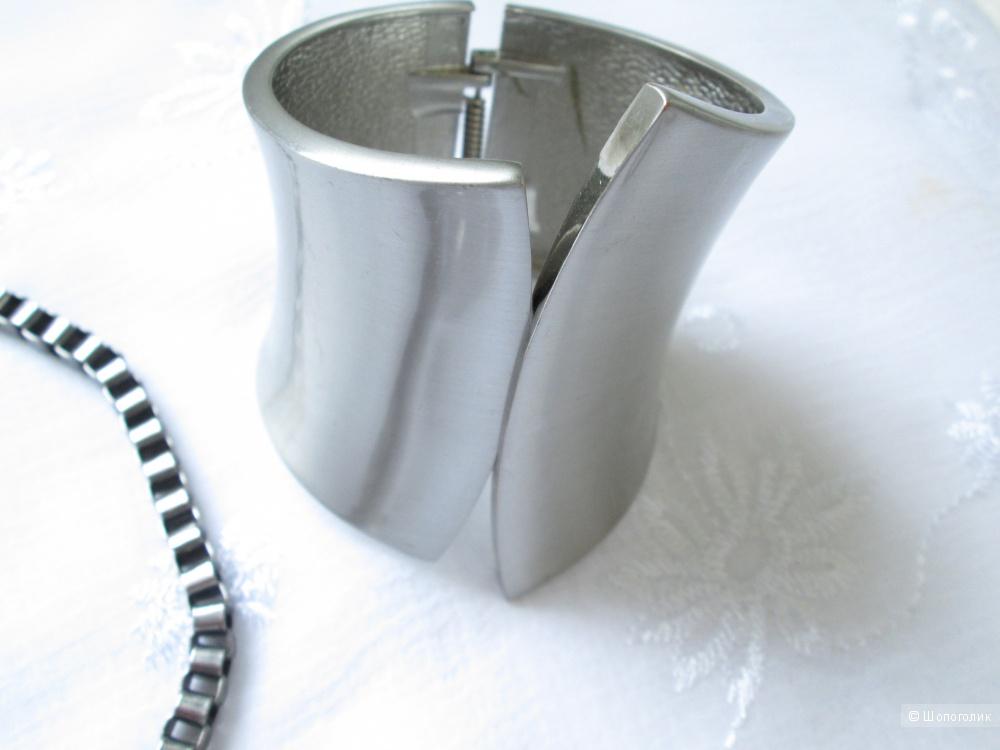 Колье и браслет one size