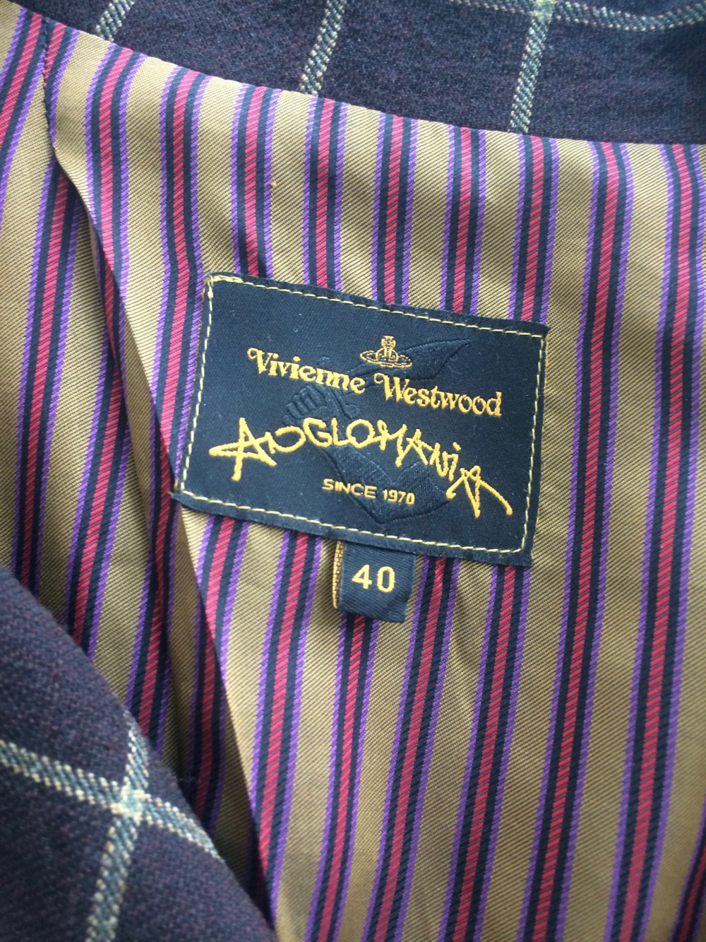 Пиджак Vivienne Westwood 40it