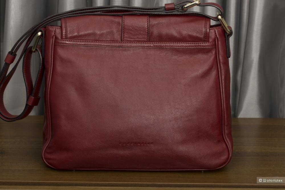 Coccinelle - сумка-почтальон женская, medium.
