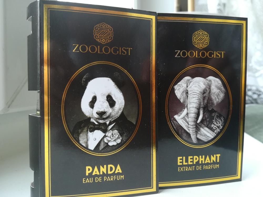 Сет - парфюмерный фирменный семпл Zoologist - 2 шт. разные