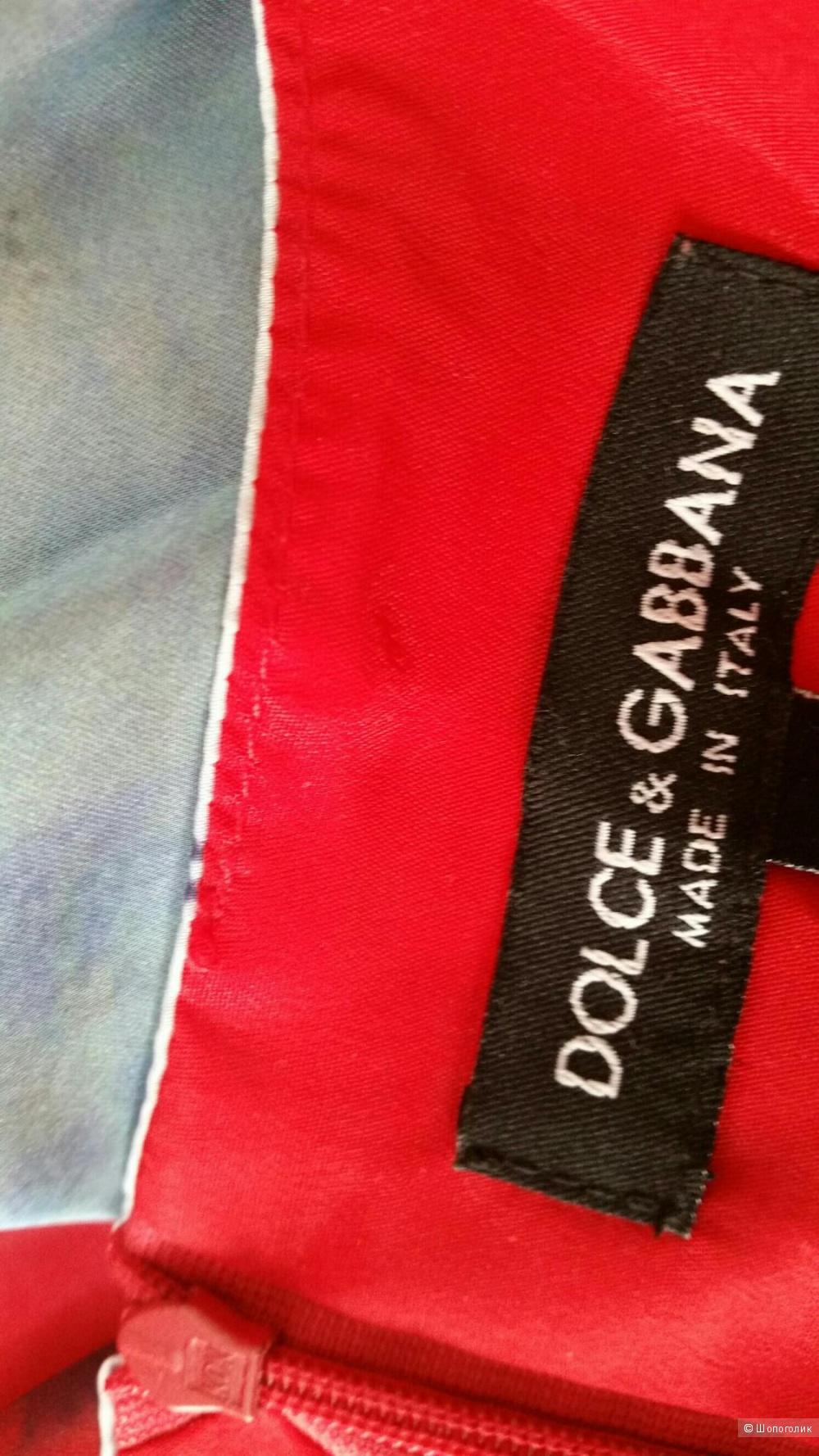Платье Dolce&Gabbana. rus 42-44