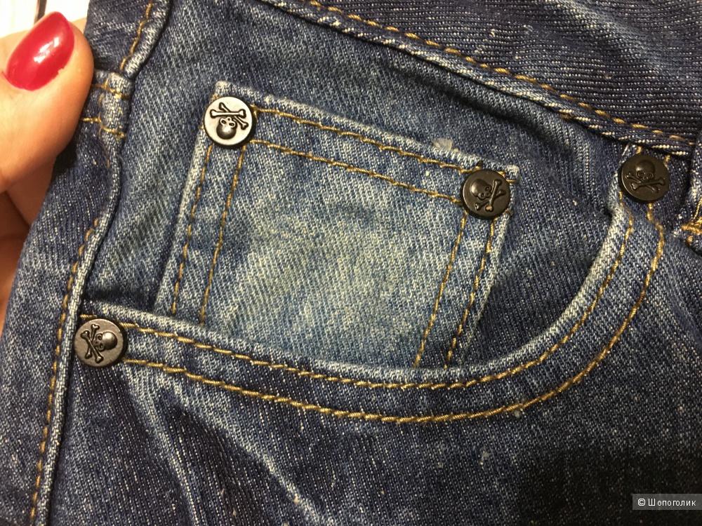 Джинсы Zara Woman, размер 31. На рос. 46-48