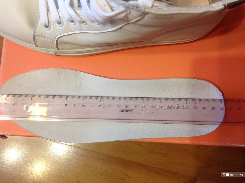 Высокие кроссовки CafeNoir р 40