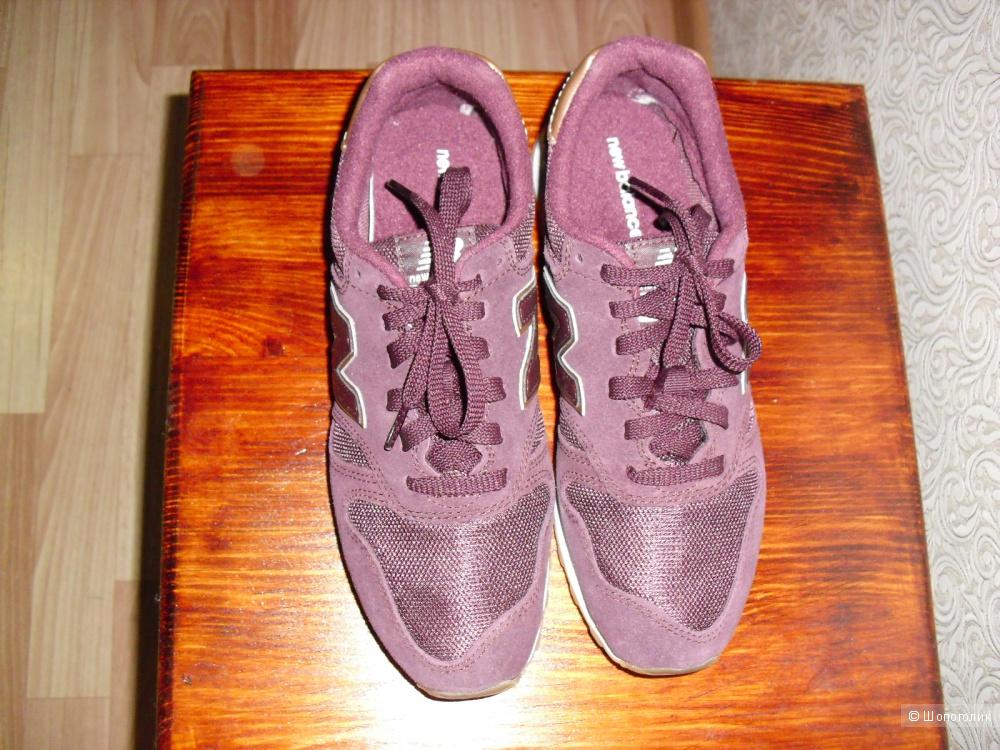 Кроссовки New Balance 373 размер UK5,5 (EU38)