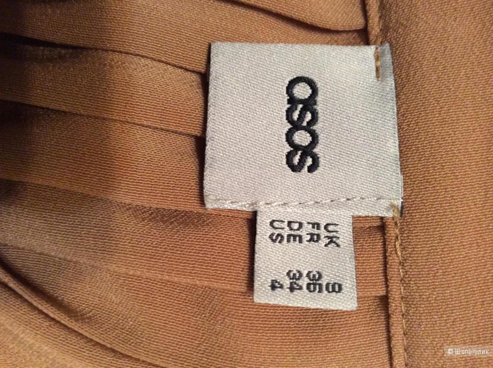 Плиссированная юбка Asos 8 uk
