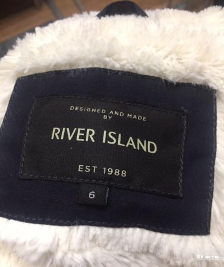 Демисезонная парка River Island размер.XS/S