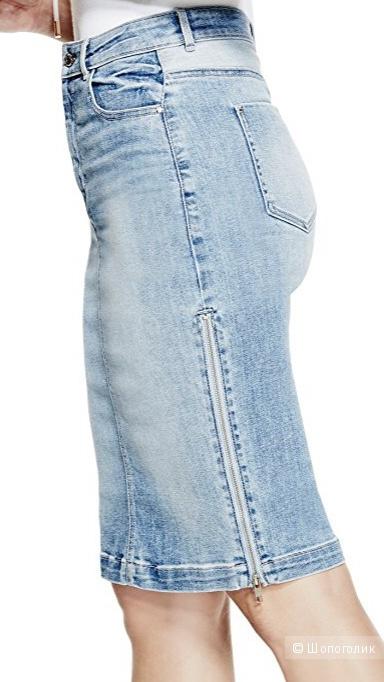 Джинсовая юбка Guess размер 24