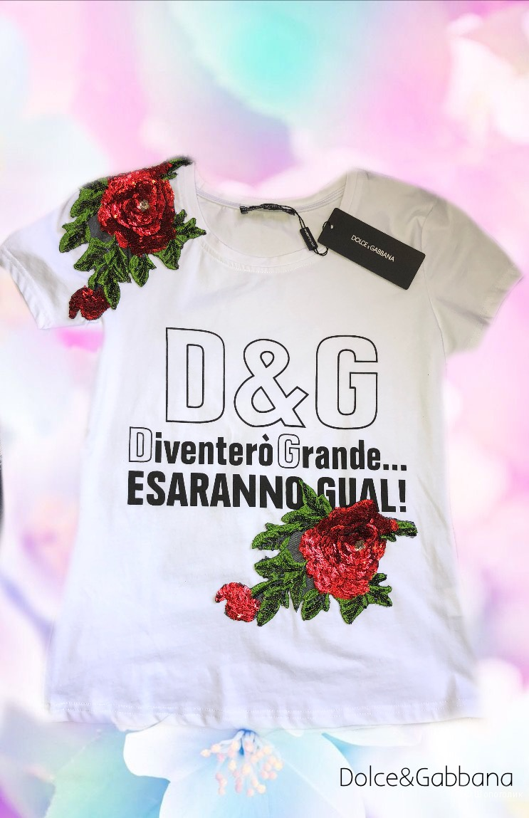 Футболка Dolce & Gabbana, M